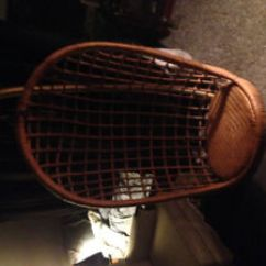 Hanging Chair Edmonton Directors Chairs Covers Stand Kijiji In Ontario Buy Sell Save With Rare Antique Wicker Circa 1960s