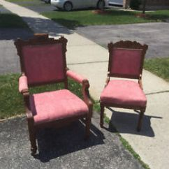 Desk Chair Kijiji Ottawa Baby Walking Age Antique Eastlake   Buy & Sell Items, Tickets Or Tech In Ontario Classifieds