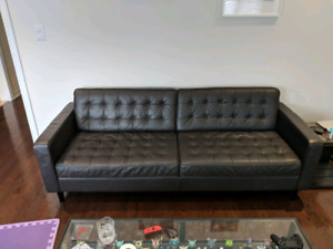 eq3 sofa mart tyler tx leather buy or sell a couch futon in ontario kijiji 86 reverie espresso very new condition