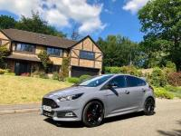 2016 16 Ford Focus ST 2.0T ST-3 / STEALTH NARDO GREY / RS ...