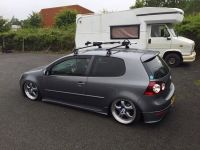 Mk5/6/7 golf roof rack. Thule bike rack will sell sperate ...