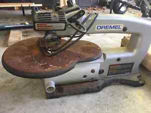 Dremel Scroll Saw 1680 Manual