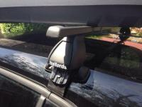Halfords universal roof bars, for cars with no roof rails ...