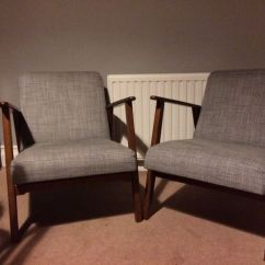 Grey Leather Recliner Chair Uk Home Depot Outdoor Patio Covers Armchair Retro Style Ikea Ekenaset | In Southampton, Hampshire Gumtree
