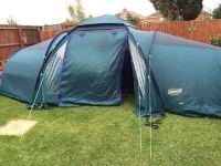 Colman trispace tent 8 birth tent   in Peterborough ...
