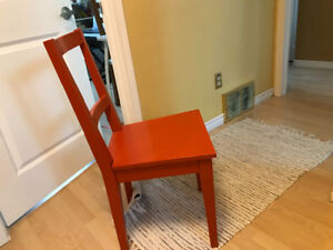 orange kitchen chairs over the sink light is buy and sell furniture in edmonton kijiji classifieds ikea edvard chair