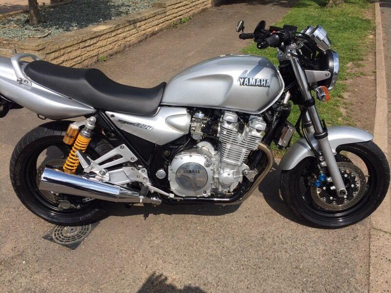 Yamaha xjr1300. only 2.500 miles genuine   in Halesowen. West Midlands   Gumtree