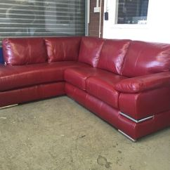Two Seater Recliner Sofa Gumtree Ver Sofas No Olx Do Es Littlewoods Primo Red Italian Leather Left Hand Side ...
