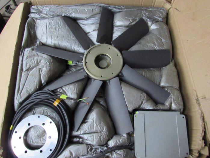 Cleanfix reversible fan   Heavy Equipment Parts \u0026 Accessories   London   Kijiji