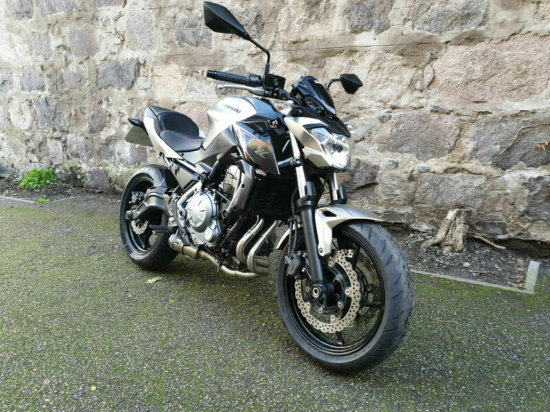 Kawasaki Z650 | in Aberdeen | Gumtree