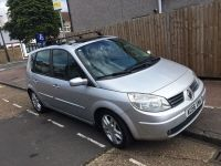 Renault Scenic 2006 Leather Seats , Roof Rack, Full ...