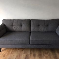 French Connection Slate Sofa Review Modular Sydney Grey John Lewis Croft Collection Melrose ...