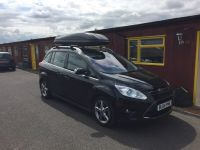 Thule lockable roof bars ford grand c max | in Hull, East ...