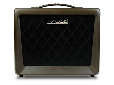 Vox VX50AG 50W Compact and Lightweight Amplifier for Acoustic Guitar