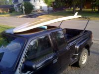 PICK UP TRUCK FLIP ROOF RACK | other parts, accessories ...
