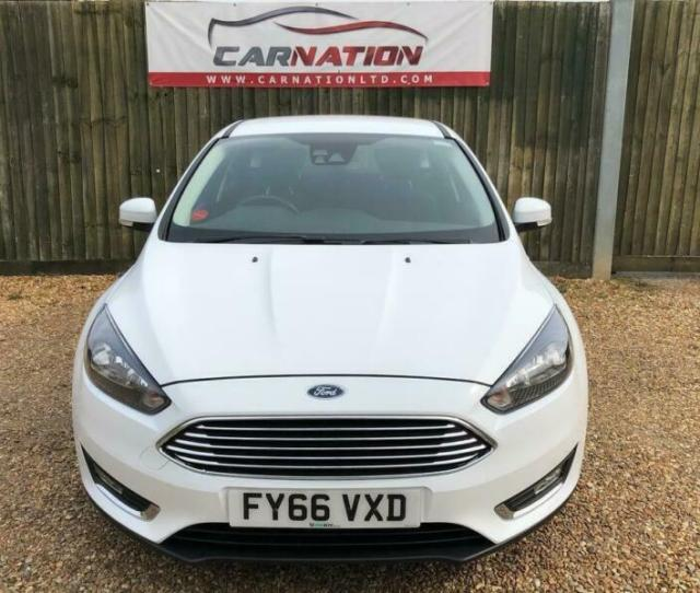 2016 Ford Focus 1 5 Tdci Titanium S S 5dr In Wisbech Cambridgeshire Gumtree
