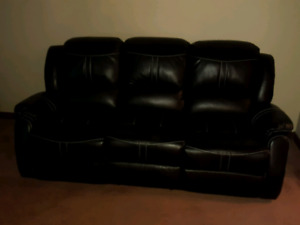 ryker reclining sofa and loveseat 2 piece set olive green bed recliners buy or sell a couch futon in regina kijiji classifieds black leather recliner 800 months old