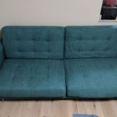Cheap Teal Sofas Cheapest Melbourne Sofa Kijiji In Ontario Buy Sell Save With Canada S 1 Structube Eden Bed