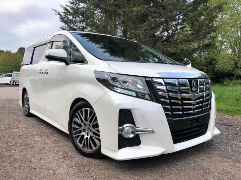 all new vellfire price katalog grand avanza fresh import shape 2015 15 plate toyota alphard 3 5 v6 executive