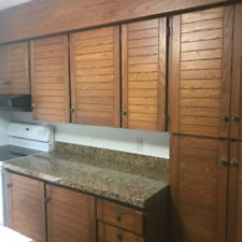 Used Kitchen Countertops Corner Cabinet Solutions Cabinets For Sale Hamilton Beautiful