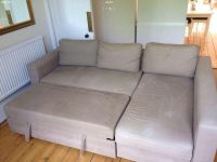 L Shaped Sofas Ikea Nockeby Sofa Right Ten Dark Gray With ...
