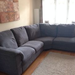 Two Seater Recliner Sofa Gumtree Ikea Rp And Loveseat Tidafors Corner | In Downend, Bristol