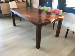 kitchen and dining room tables glass tiles buy or sell table sets in winnipeg furniture kijiji urban barn post rail hutch