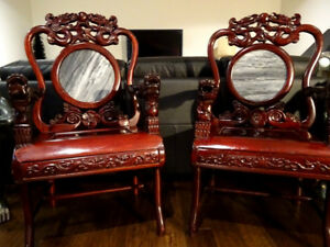 antique chinese dragon chair coffe shop chairs buy new used goods near you find everything from carved rosewood ornate marble