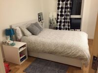 Ikea brusali double bed to sell