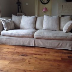 3 Seater Fabric Sofa Grey Covers Australia Target Tetrad Extra Large With Washable Loose | In ...