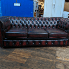 Sofa Warehouse Leicestershire Next Grey Fabric Corner Chesterfield Oxblood 3 Seater In Barwell Gumtree