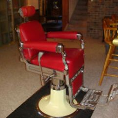 Belmont Barber Chair Parts Canada Lightweight Transport Wheelchair Aluminum Kijiji In Ontario Buy Sell Save With Vintage Barbers