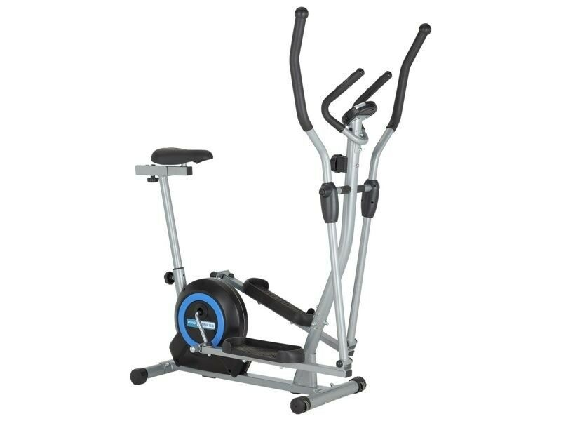 2-in-1 Elliptical Cross Trainer / Exercise Bike VG++