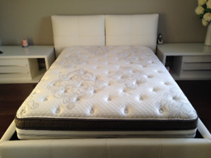 Beautyrest Queen Mattress 2 Y O In Great Condition