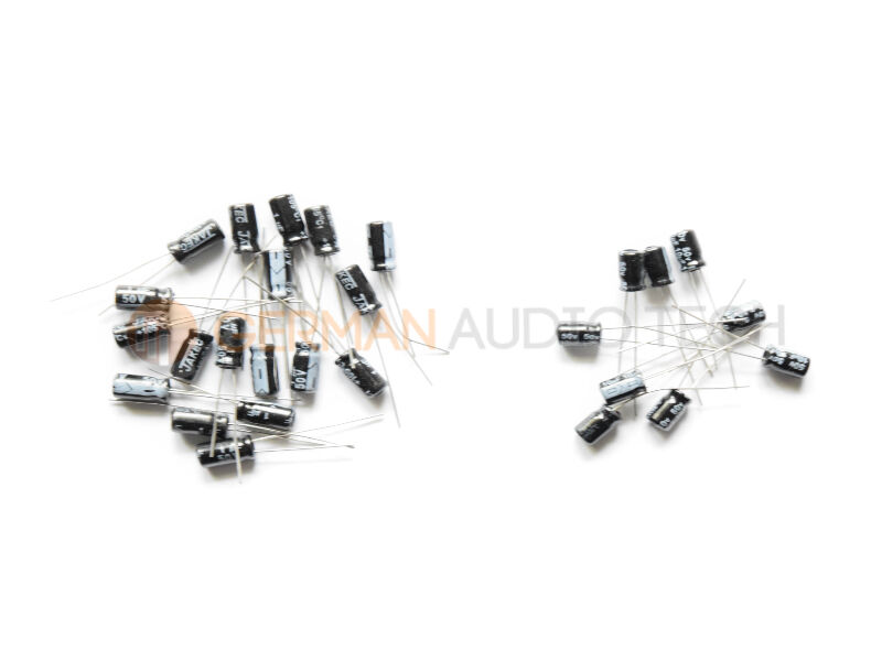 New ELECTROLYTIC CAPACITORS for ACURA TL OEM AMPLIFIER