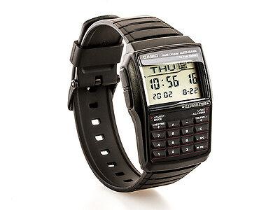 ✅Casio Uhr DBC-32-1AES Taschenrechner Uhr Herrenuhr✅