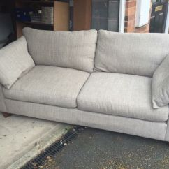 Dfs Corner Sofa Grey Fabric Jennifer Taylor Teal Tufted Next Large Alexis In Dark Natural | Rothwell, West ...