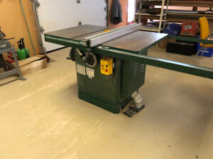 Craftex Table Saw Fence