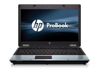 HP Probook 6450B Intel P4600 2GHz 14 LED 4GB 250GB Windows 7 SD WIFI WebCAM
