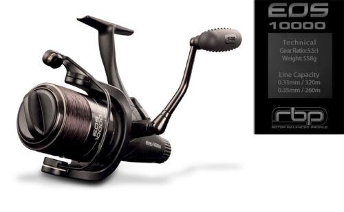 Fox-carp-Fishing-EOS-10000-CRL059-Baitrunner-Freespool-Reel