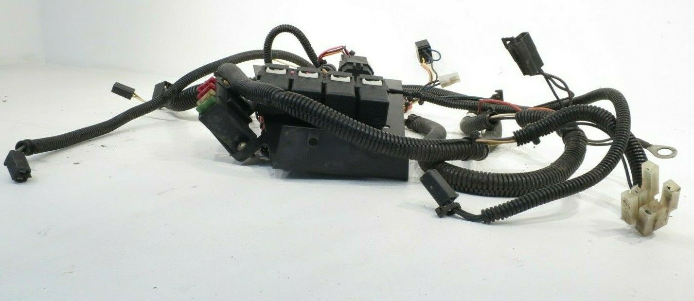 small resolution of oem toro complete wire harness 99 8070 fits 268 h wheel horse garden tractor