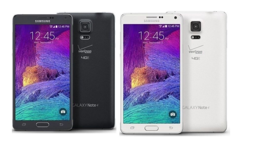 Samsung Galaxy Note 4 IV N910V R Verizon AT&T T-Mobile GSM