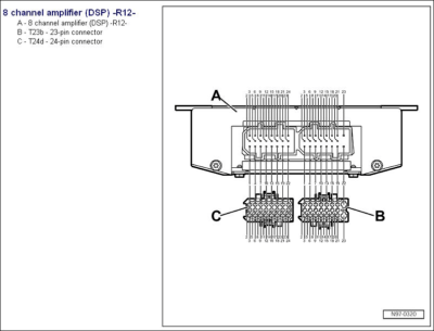 I need the wiring diagram for the phaeton amplifier....