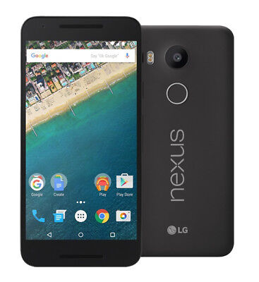 LG Nexus 5X H791 32GB - black