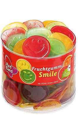 (3,74€/kg) Red Band Fruchtgummi Smile 100 Stück
