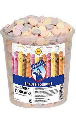 (5,44 €/kg) Frigeo Brausebonbons 1000 Stück