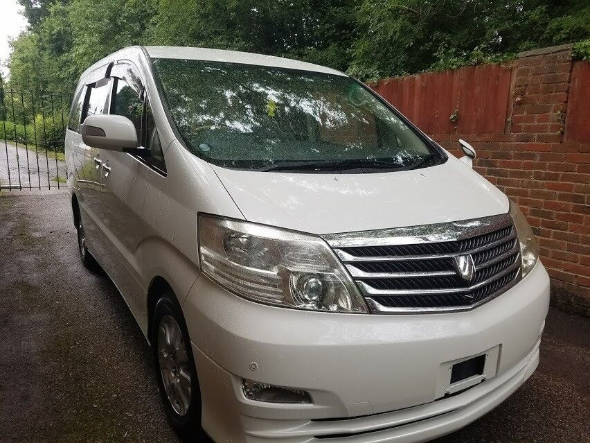 all new alphard facelift grand avanza type g 2017 toyota with lift seat in sturry kent gumtree