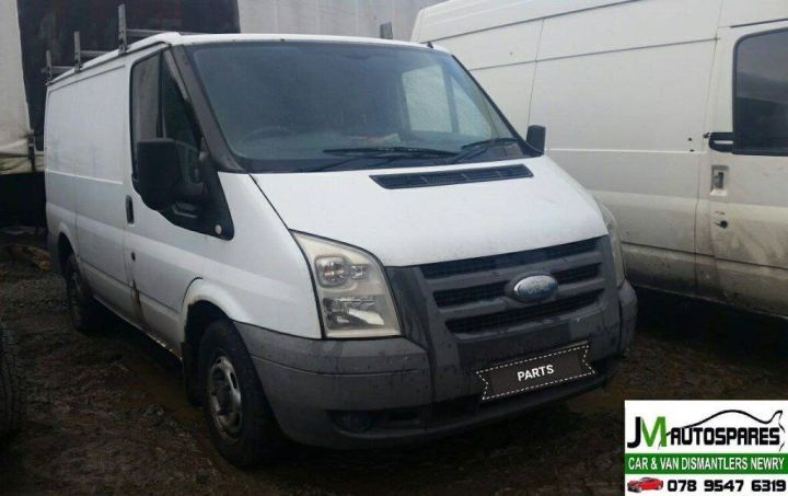 24ef7cfb09 2009 Ford Transit 2 Tdci Braking Only Spare Parts Avalable In