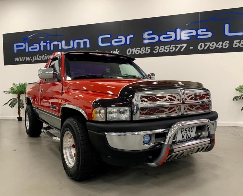 1996 dodge ram 1500 v8 magnum