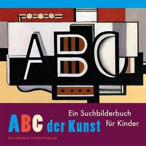 ABC der Kunst von Olivier Dussutour Suchbilderbuch für Kinder